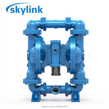 best double rubber air diaphragm pump for mud