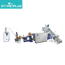 PP PE Film plastic recycling and granulator line