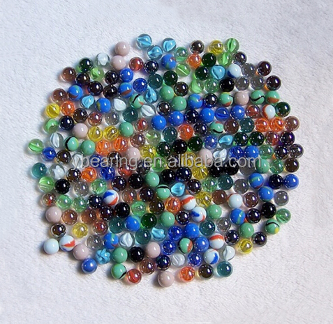 toy glass marbles round glass ball for decoration