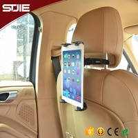 Universal Rotating Flexible Car Mount Headrest Tablet Pc Stand Holder For Ipad BKTH01