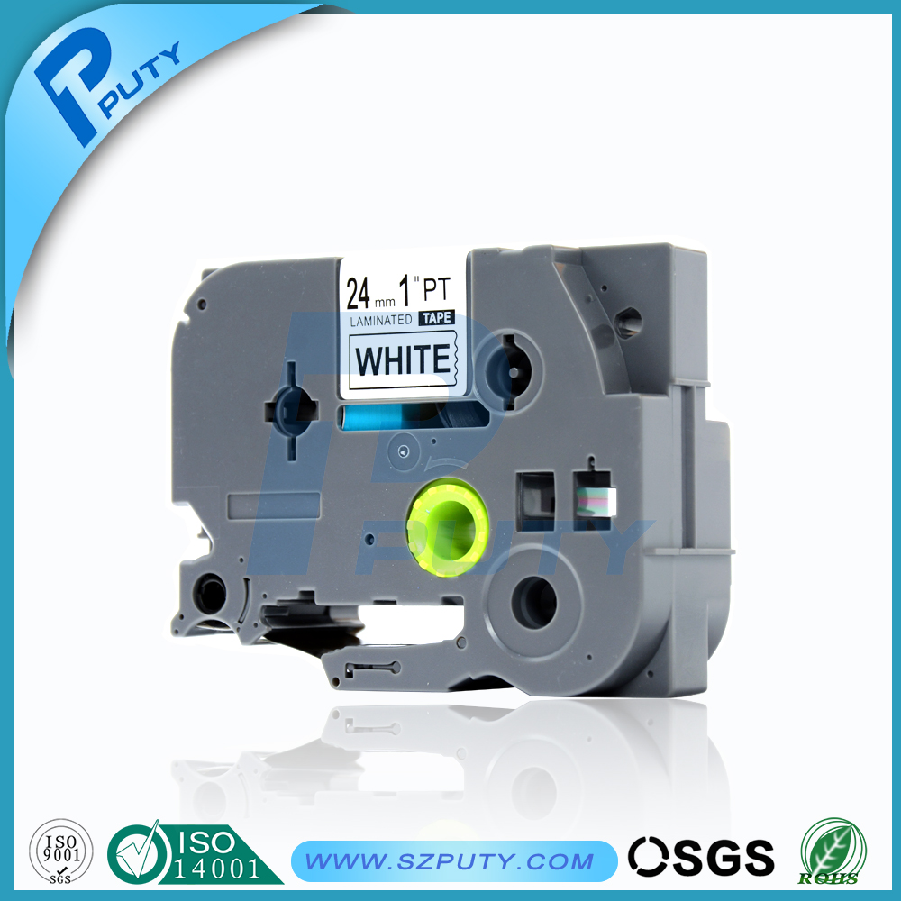 tze 251 24mm tape p touch brother TZ tape