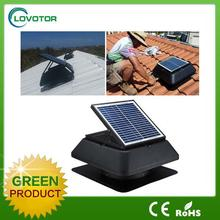 residential sunlight energy outdoor solar fan with insect screen