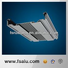 china factory manufacture c shape aluminum profile