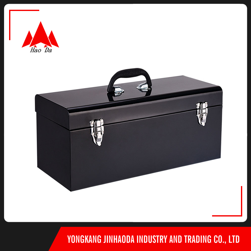 505*180*180mm wholesale Yellow/blue/black Tool box