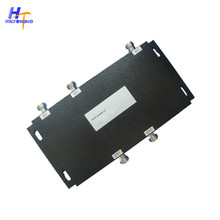 3 in 2 out Wideband 800-2500MHz RF Microwave Telecom Hybrid Combiner