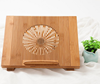 Bamboo Laptop Desk Cooling Pad Beaucoup