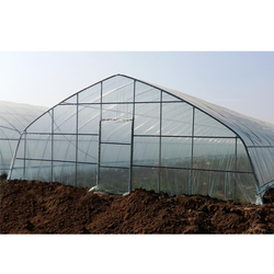 Plastic Flim Tunnel Horticultural Green house for farming