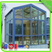 2015 New products house designs green house sunroom