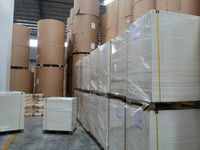 white cardboard paper with top quality from munufacturer in China