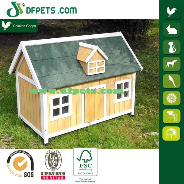 2016 Cheap Wooden Pet Coop For Chicken