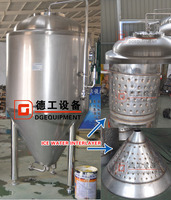 Stainless Steel turnkey beer brewery system microbrewery equipment for sale