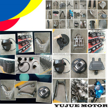 china motorcycle spare parts/parts for mini 49cc motorcycle