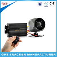 Vehicle gps sim card tracker mini remote control gps tracker tk103b built in battery