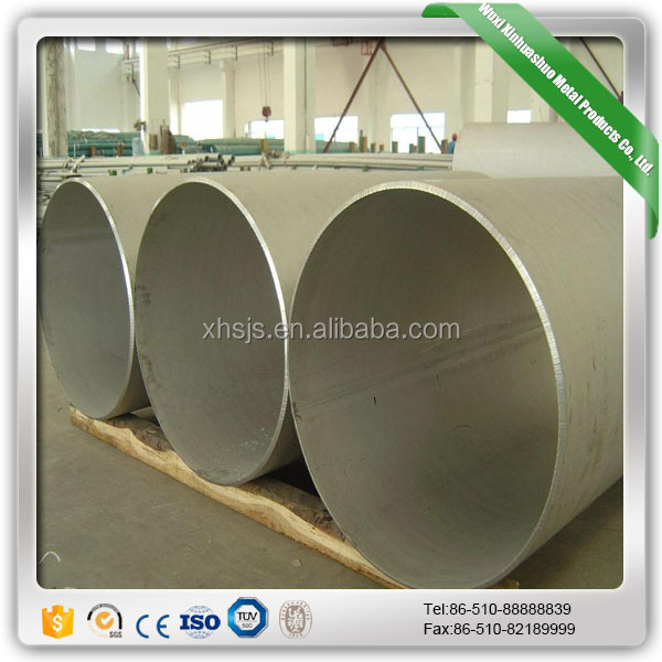 SUS304 15mm stainless steel tube/pipe