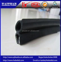 Factory providing of function of the soft rubber strip