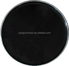 "snare drum head marching drum head in black color 6"" -- 28'"