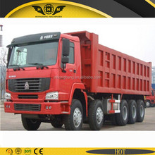 SINOTRUK HOWO 10X6 3 axles drive dump truck with 80Ton loading capacity for sale