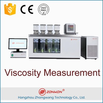 Manufactures Manual Loading Automatic Testing Viscometer Measurement