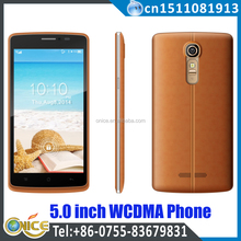 G4 5.0 inch 3g smart phone mt6572 dual core android mobile phone 3g wcdma 2100 850/1900