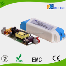 EMC standard constant current or constant voltage 24w led driver rohs