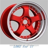 2015 hot new products alloy wheel 5x114.3