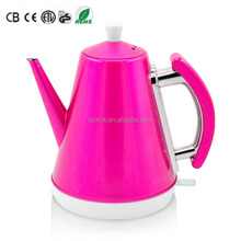 2016 Hot sale Dry boil protection Stainless steel Electric Kettle