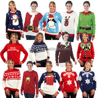 Novelty Christmas Jumpers Custom Womens Christmas