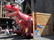 Event party inflatable /giant RED inflatable dinosaur -custom J-21