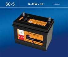 12v 60 ah car battery manufacturers in usa