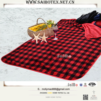 water proof softextile beach blanket