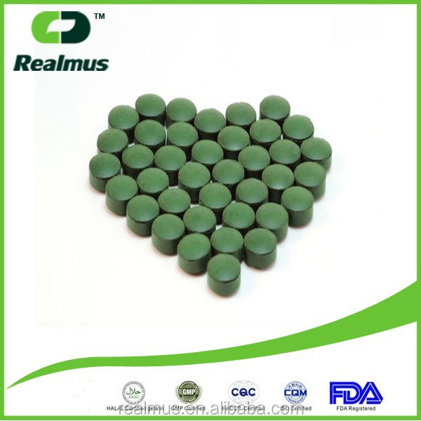 New Certified wholesale bodybuilding supplements Organic Chlorella Tablets