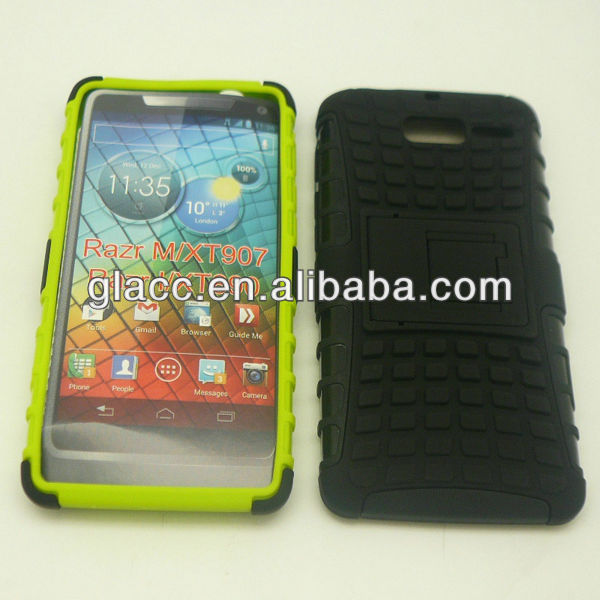2013 New arrive fit for Motorola Droid Razr M/XT907, phone case cover newest gel case for motorola droid razr m