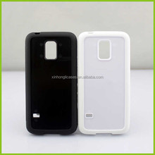 For samsung galaxy S5 mini tpu + pc silicone cases