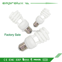 energy saving lamp t2 15w 6400k cfl bulb
