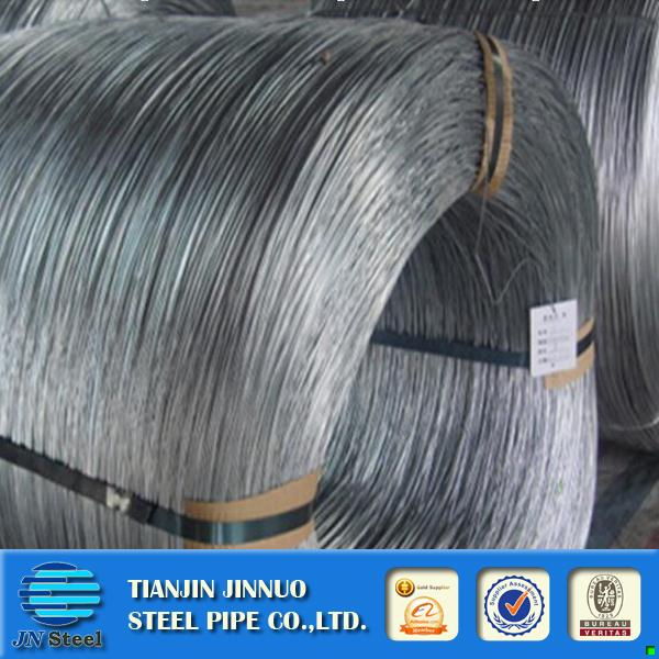 Plastic drawn steel wire for manufacturing steel wool lanyard steel cable
