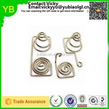 custom battery operated spring,battery contact springs,battery coil spring