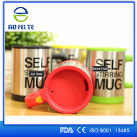 Top 10 Stainless Steel Colorful Self Stirring Fancy Coffee Mug for Coffee