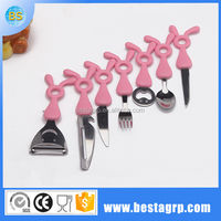 Wholesale Cheese Knife Specification Of Steel Spoon Meat Fork
