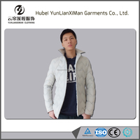 super quality ultra thin foldable comfy down jacket men clothing