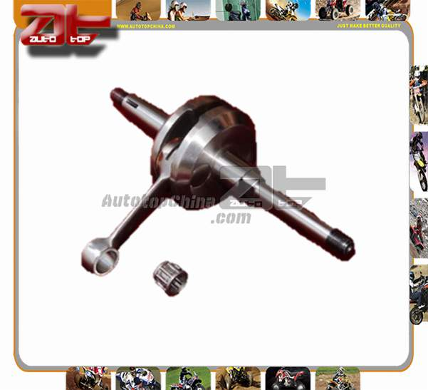 Motorcycle engine Crankshaft parts crank assy bearing For Peugeot 103 Long
