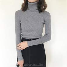 spring winter women's rib pullover cozy sweater