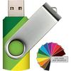 OEM Usb flash Memory 1gb 2gb 4gb 8gb 16gb 32gb Cheap Swivel Usb Flash Drive with 100 Percent Full Capacity