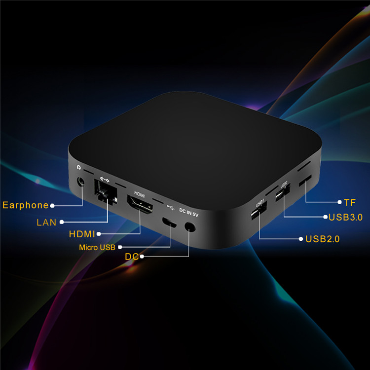 mini video player amlogic z8350 firmware win 10 tv box wintel pro smallest satellite tv receiver hot hd 4k wintel tv box