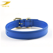 New style high quality leather dog collars for pet