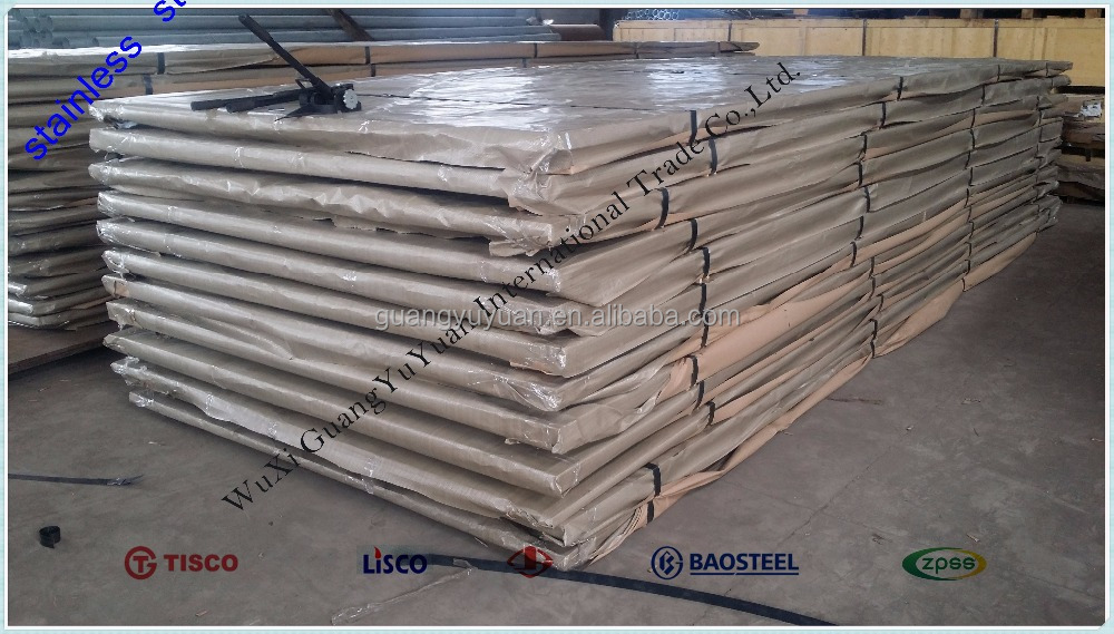 factory price Stainless Steel Sheet 310 materials for construction