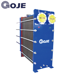 GOJE Plate type stainless steel heat exchanger for pool heater