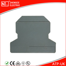 ATP - UK Terminal End Cover With Grey