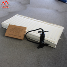 Car travel inflatable mattress, cotton fabric car inflatable mattress , inflatable bed for car