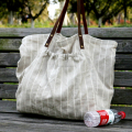 linen handbag shoulder bag manufacturer,linen tote bag for women,