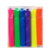 6 Vibrant Colors Fast-Dry Permanent Wipe Proof Marker